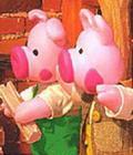 木偶戏《三只小猪》时间:5.1-5.3地点:中国木偶剧院