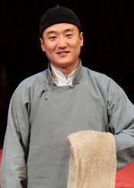 王��(饰小顺子)