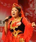 来自新疆的红歌手