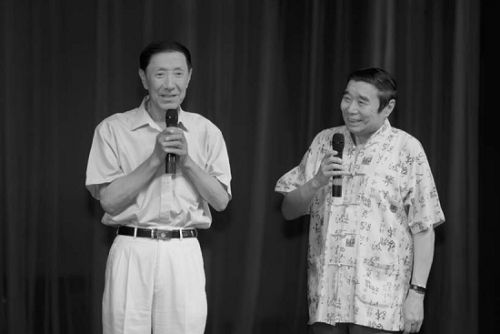 "Shenyang comic dialogue will be declared provincial "" blame involuntary discharge of urine """
