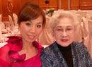 89岁的秦怡老师心慈而貌美(图)