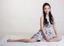 杨梅美腿写真