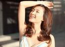 王丽坤享受阳光