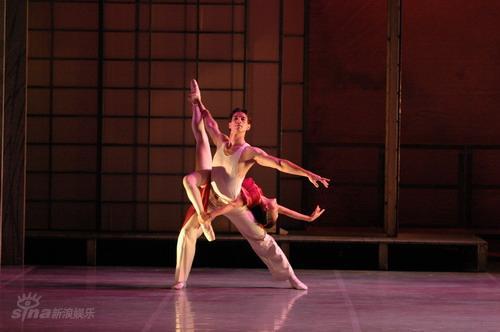 资料图片:NBT芭蕾舞团《蝴蝶夫人》-剧照(3)