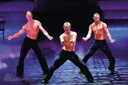 资料图片:舞蹈《燃烧地板》-精彩剧照(13)