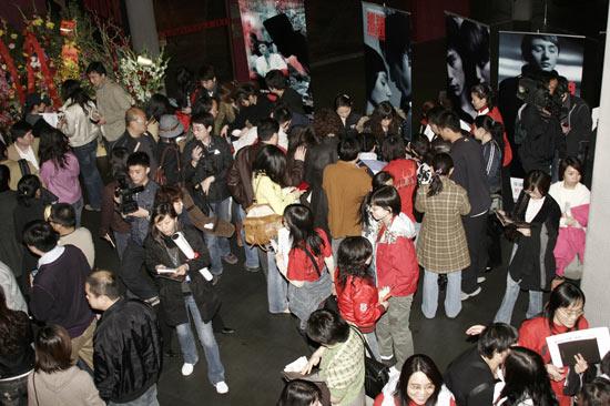 《琥珀》感动火爆国家大剧院刘烨现场庆生(图)