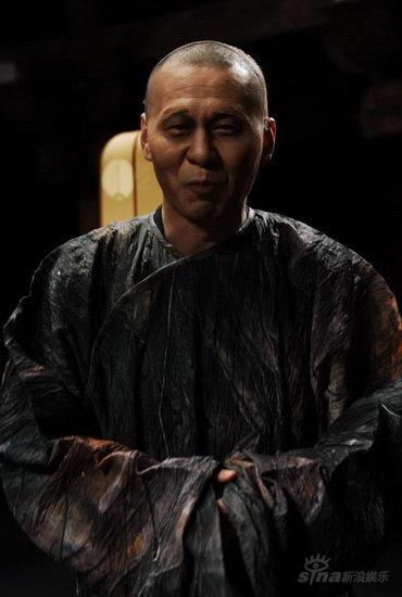资料图片:《天朝1900》角色造型-芹圃(陈建斌)
