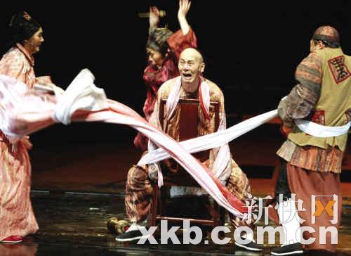 《天朝1900》盛大登场京城戏剧大腕世纪携手