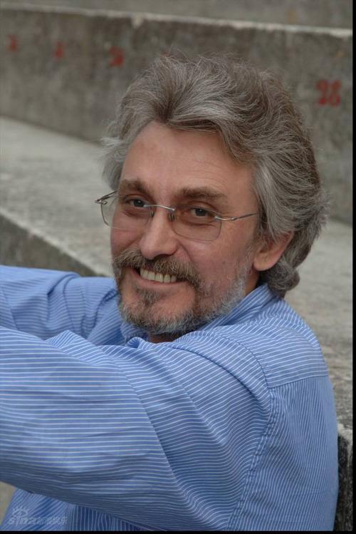 资料图片:《图兰朵》主创及演员-弗拉基米尔