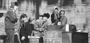 《陪我看电视》令观众动情9英寸电视笑说30年