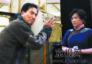 话剧《龙须沟》50年后再演杨立新边说边唱(图)