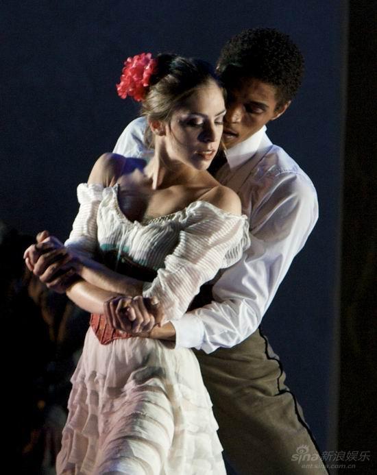英国苏格兰芭蕾团5月首次访华京沪展异域风情
