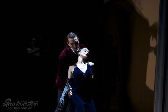 资料图片:苏格兰芭蕾舞团《喜从天降》剧照(9)