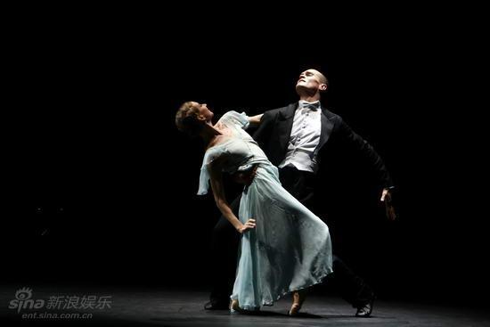 资料图片:苏格兰芭蕾舞团《喜从天降》剧照(15)