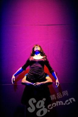 朱丽叶-比诺什携舞蹈作品来京挑战灵魂之舞