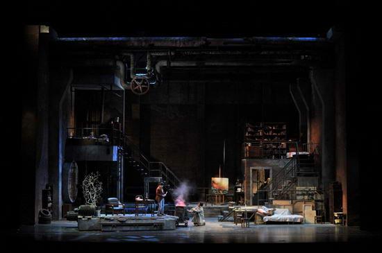 《艺术家生涯》打造古典唯美风舞台变身798