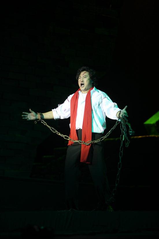 歌剧版《青春之歌》唱响北大念五四运动90周年
