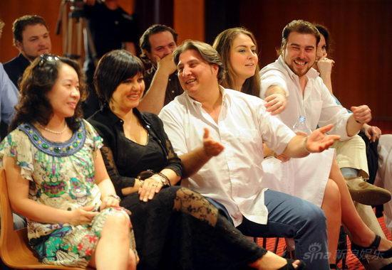 凤凰歌剧院访华中意合作推出新版《蝴蝶夫人》