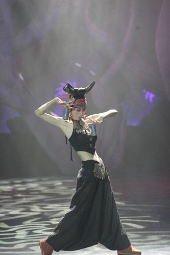 《云南响声》看点:看杨丽萍舞蹈更看表演(图)