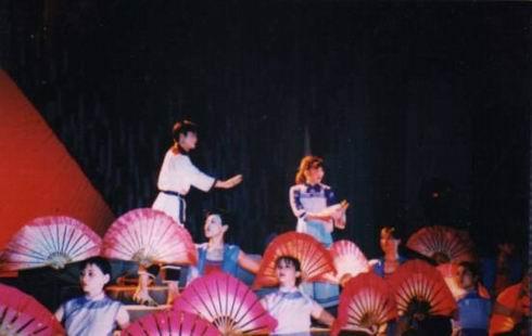 国庆献礼演出剧目:大型现代采茶戏《山歌情》