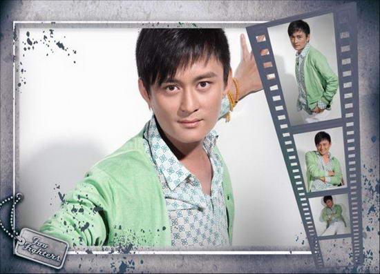 资料图片:《真实的谎言2》演员-韩彦博