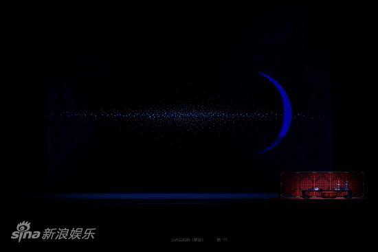 资料图片:大型山西说唱剧《解放》舞美图(7)
