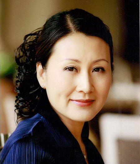 国家话剧院女演员 张凯丽