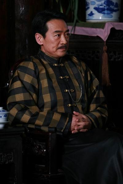 资料图片:国家话剧院男演员--寇振海