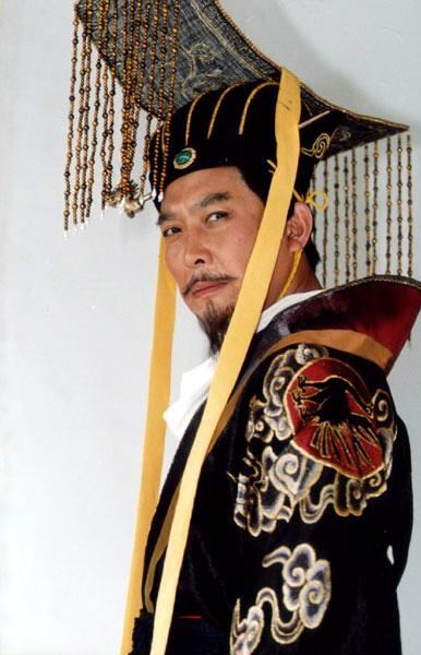 资料图片:国家话剧院男演员--唐国强