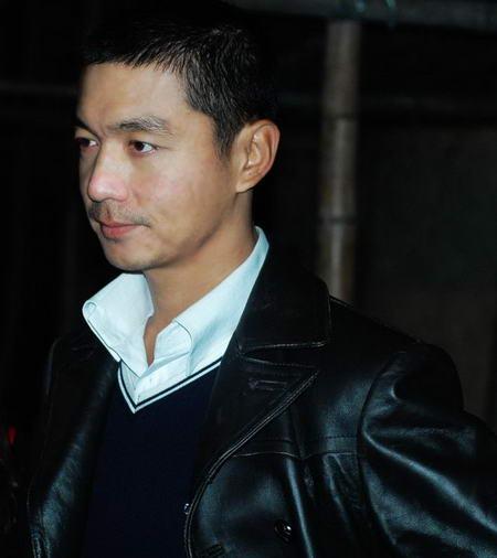 资料图片:国家话剧院男演员--邢佳栋