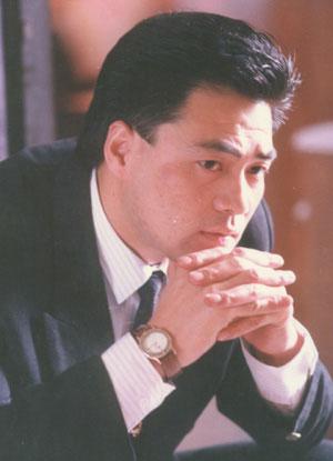 资料图片:国家话剧院男演员--尤勇