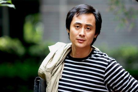 资料图片:国家话剧院男演员--孙强