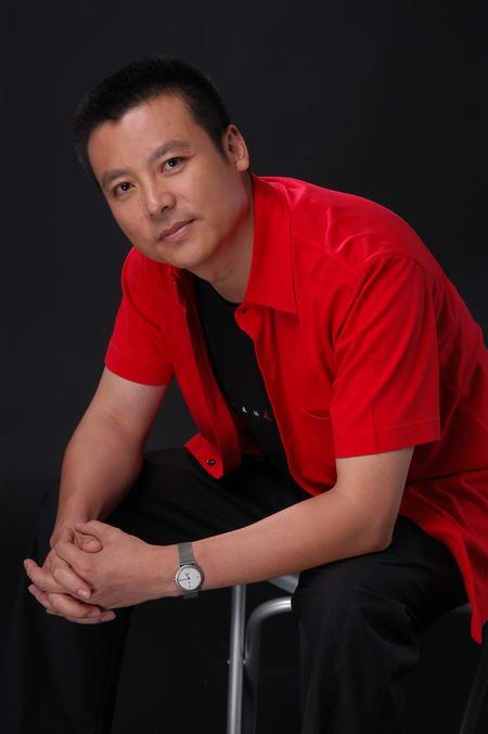 资料图片:国家话剧院男演员--佟凡