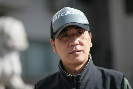资料图片:国家话剧院男演员--薛山