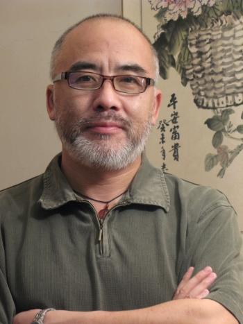 资料图片:国家话剧院男演员--刘牧梅