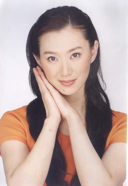 资料图片:国家话剧院女演员--菅爱