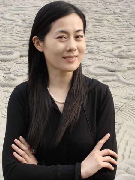 资料图片:国家话剧院女演员--张岩