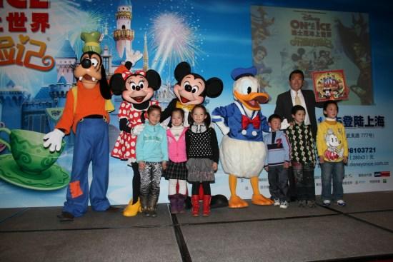 迪士尼冰上世界《乐园历险记》奉上奇幻时光