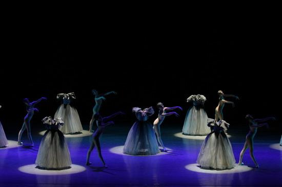 导演陈健骊:芭蕾版《风雪夜归人》是一杯清茶