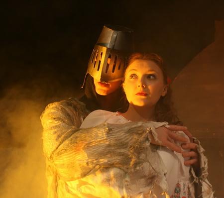资料:TNT剧院历次中国巡演-《坎特维尔城堡的幽灵》
