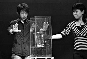 刘谦:没从春晚广告中获利魔术只借鉴无抄袭