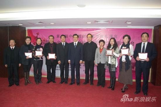明星版《梁祝》为北京越剧大舞台活动揭幕(图)