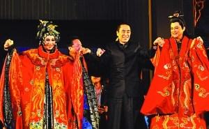 张艺谋《图兰朵》嫁入台湾受欢迎上座率达九成