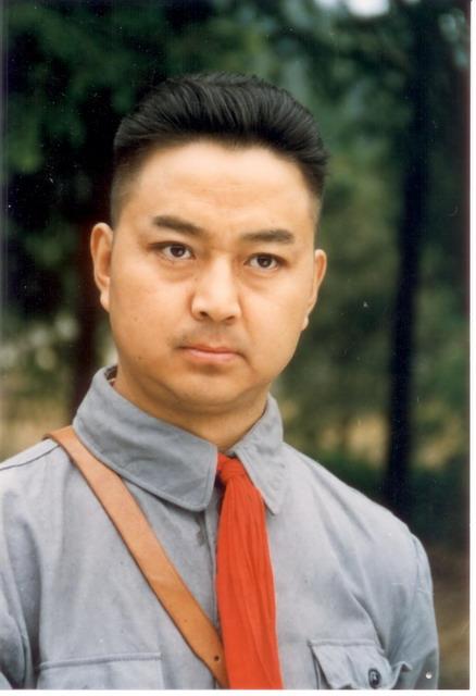 资料图片:国家话剧院男演员--郭江喜