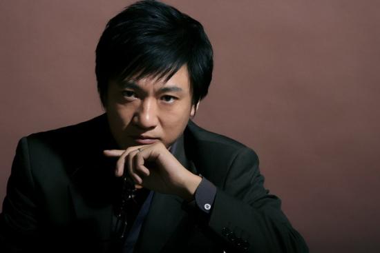 资料图片:国家话剧院男演员--韩青