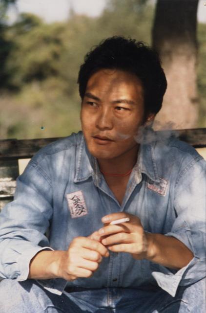 资料图片:国家话剧院男演员--靳大忠