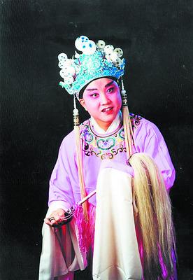 长沙市湘剧院推出全本《狸猫换太子》(图)