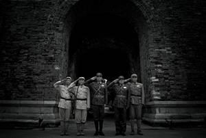 资料:第三届中国国际青年艺术周-《最后的堡垒》