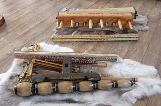 神秘乐器仍在破译《敖鲁古雅》有望将其奏响