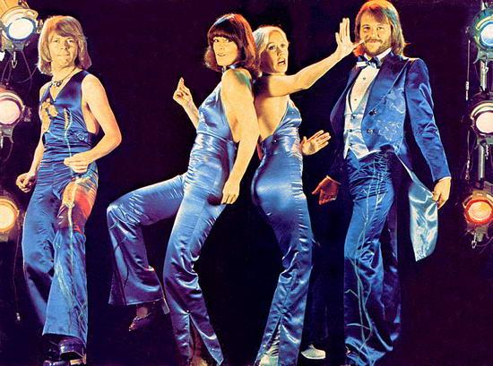 资料:音乐剧《妈妈咪呀》--ABBA乐队图片(9)